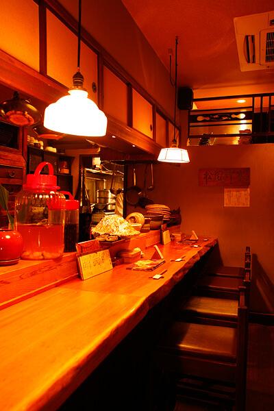 蕎麦・和食店